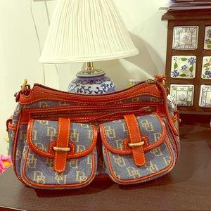Mini Dooney & Burke purse
